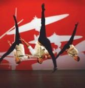 """להקת """"הנערים הרעים של המחול"""" מגיעים לראשונה לישראל Rock the Ballet"""