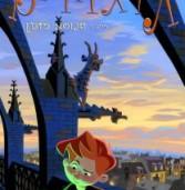גרגוילים – הנוסע בזמן  קומיקס לילדים