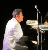 פטשקה בקונצרט ג'אז עם כוכבים