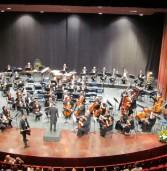 קונצרט מס  6 מחולות סימפוניים בסימפונית ראשון לציון