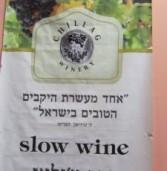 יקב צ'ילאג משיק יינות לבנים