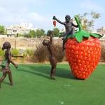 גן סיפור - האריה שאהב תות - צילום יובל בוסי (1)