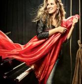 מריה טולדו גדולת זמרות הפלמנקו הספרדי בהופעה בסוזן דלל