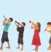 להכיר לילדים את המוסיקה במוזיאון תל אביב דרך צעצועים :מופע מוסיקלי, צבעוני וקליל לילדים