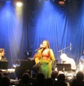מריה דה בארוס בהופעה ענקית בזאפה