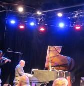 ג'וניור מאנס טריו במופע ג'אז חם בזאפה הרצליה