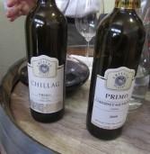 יקב צ'ילאג משיק יינות אדומים 2009 מסדרת פרימו