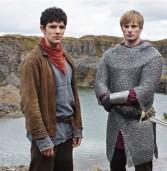 """העונה האחרונה של """"מרלין"""", דרמת הפנטזיה מבית """"BBC"""""""