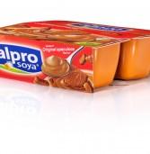 קינוח מעדן סויה של חברת אלפרו