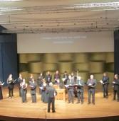 חוויה ווקאלית – האנסמבל הקולי הישראלי – שירו לה' שיר חדש