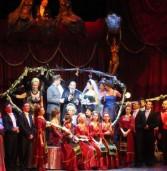 נסיכת הצ'רדש  במשכן האופרה הישראלית