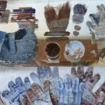 דליה ברקי 1 . מתוך התערוכה מכתמים (1)