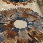 דליה ברקי 2. מתוך התערוכה מכתמים