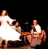 אנסמבל גולהא – בהופעה – מוסיקה פרסית