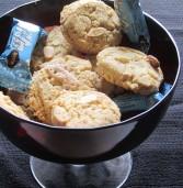 עוגיות טחינה עם חלוה