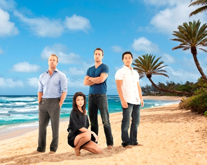 Hawaii Five-O 4