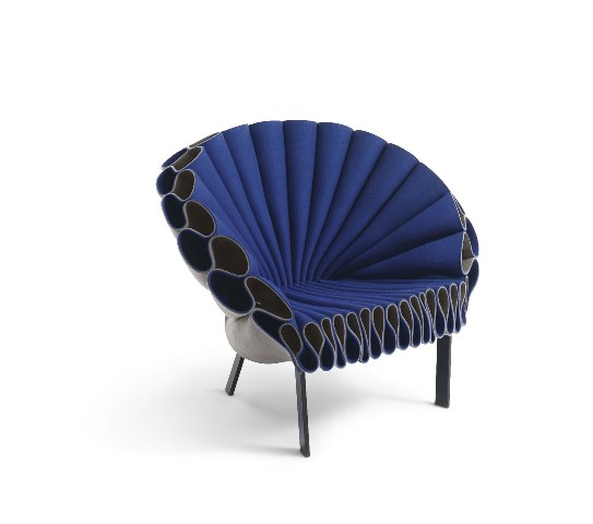 Dror Benshetrit Peacock  2009  Courtesy of Cappellini