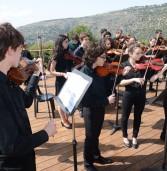 קשת איילון- פרויקט הכינורות היוקרתיים בעולם; מחווה לכנר והמחנך הדגול קארל פלש