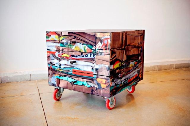 מתוך התערוכה אהוד אורן  עבודות 2008- 2014