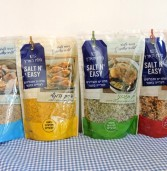 מלח הארץ הפתרון הטעים לצלייה מתובלת עם סדרת Salt N' Easy
