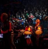 מטליקה מגיעים עם המופע Metallica: Through The Never