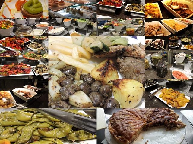 מלון יהודה ארוחת ערב