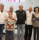 השף מאסטר קובי מזרחי על איגוד השפים המתנדבים לטובת ילדים