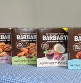 """חטיפי הבריאות של """"BARBARY"""" – """"טבעית מוצרים מן הטבע"""" בריאות נטו"""