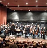 הגורל, המנצח אנדרס מוסטונן בקונצרט עם יצירות מאת בטהובן והנדל