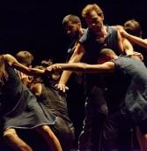 להקת מחול ורטיגו במופע GLOBAL