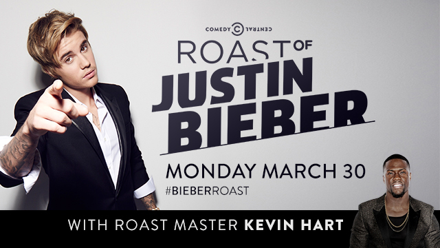 Comedy Central Roast Justin Bieber