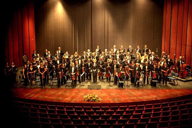 תזמורת- קרדיט אילן ספירא