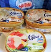 קינוחי גלידות עם לה קרמריה נסטלה