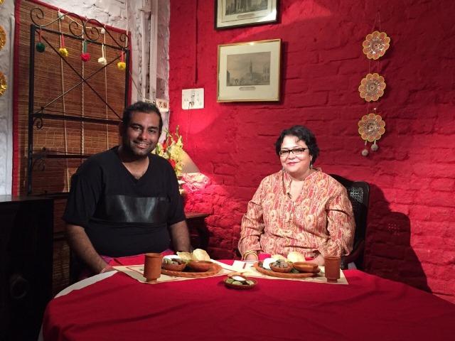 Gaggan Anand + Rakhi Dasgupta