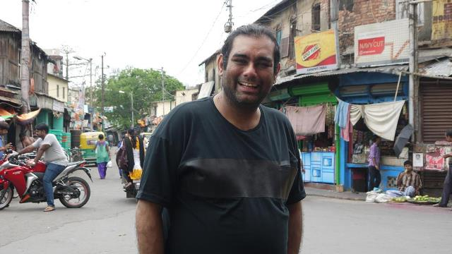 Gaggan Anand in Kolkata