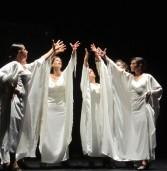 מיכל ברט – קומאסי בלו – מופע פלמנקו מדהים