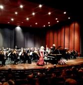 סימפוניית העצמאות קונצרט מס' 5 עם הסימפונית ראשון-לציון.