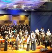 המיסה הגדולה של באך עם התזמורת הקאמרית הישראלית
