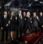 """""""יומני הערפד"""" (""""The Vampire Diaries"""") בהוט"""