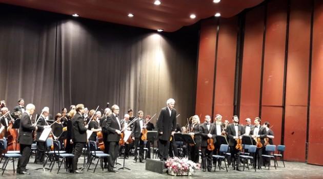 קונצרט מס' 6 בסולם מינורי של הסימפונית ראשון לציון