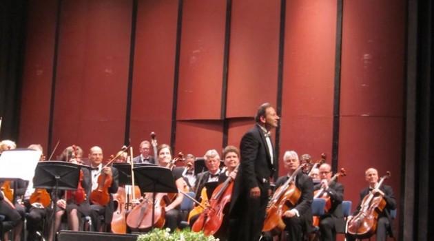 קונצרט התזמורת הסימפונית ההולנדית פיליפס בראשון לציון – קונצרט מס' 7