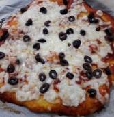 פיצה טבעונית משו משו
