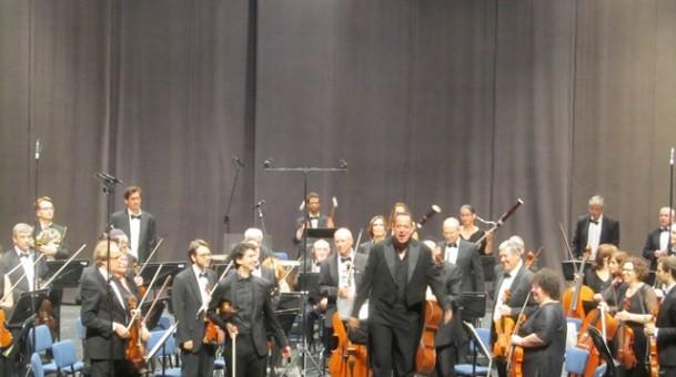 רק בטהובן בקונצרט מס' 8 של הסימפונית ראשון לציון