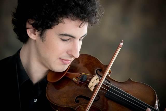 Zorman violin credit Richard Blinkoff
