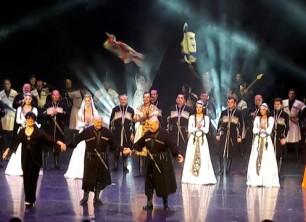 להקת המחול הלאומית של גיאורגיה Erisioni