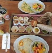 לנדוור ראשונים – המקום לארוחת בוקר