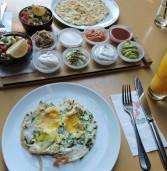 ארוחת בוקר פרמיום בחנל'ה בגן העיר ראשון-לציון