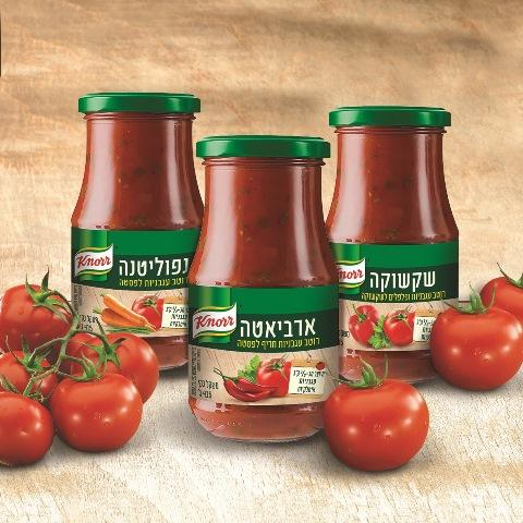 קנור- סדרת רטבי העגבניות3