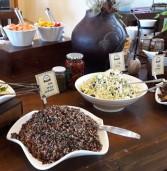 הבראנץ' של מלון צובה, אוויר הרים ואוכל טעים