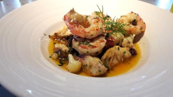 מסעדת קוואטרו מטבח איטלקי איטי